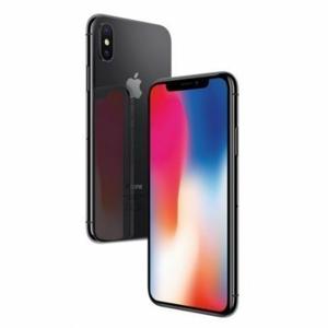 Apple iPhone X 256GB Space Gray - Trieda A