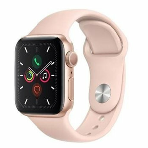 Apple Watch Series 5 40mm GPS Aluminium Gold witch Pink Sand sport band