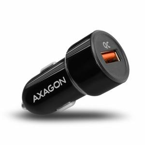 Autonabíjačka AXAGON 1xUSB Quick Charge 3.0 Čierna