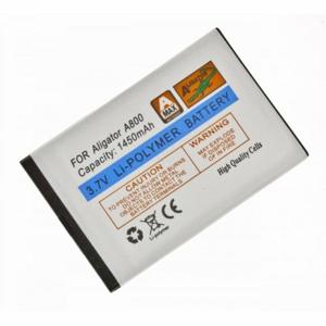 Batéria Aligator A800/A850/A870/D920 Original Li-Pol 1450mAh