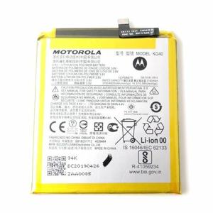 Batéria Motorola KG40 Li-Ion 4000mAh (Service pack)