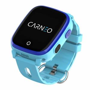 CARNEO Smart hodinky GuardKid+ Modré - detske hodinky GPS