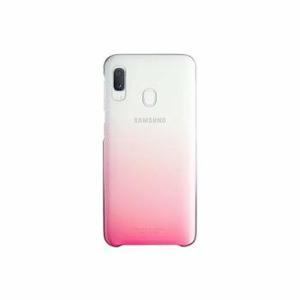 EF-AA202CPE Samsung Gradation Kryt pro Galaxy A20e Pink (Pošk. Blister)