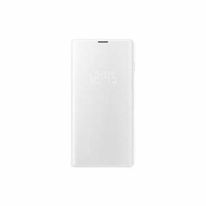EF-NG973PWE Samsung LED View Cover White pro G973 Galaxy S10 (Porušené balenie)