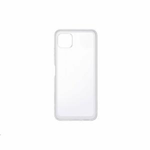EF-QA226TTE Samsung Soft Clear Kryt pro Galaxy A22 5G Transparent