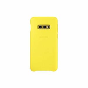 EF-VG970LYE Samsung Leather Cover Yellow pro G970 Galaxy S10e (EU Blister)