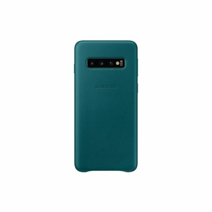 EF-VG973LGE Samsung Leather Cover Green pro G973 Galaxy S10 (Pošk. Blister)