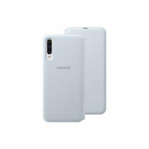 EF-WA505PWE Samsung Wallet Pouzdro pro Galaxy A50 White (Pošk. Blister)