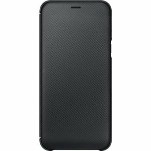 EF-WA600CBE Samsung Flip Case Black pro Galaxy A6 2018 (Pošk. Blister)