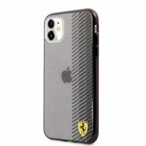 FEHCN61UYEK Ferrari On Track Gradient Kryt pro iPhone 11 Black