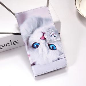 FORCELL ART Peňaženkový kryt Huawei P30 Lite CAT