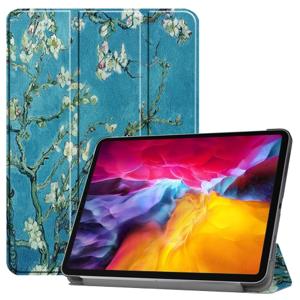 FORCELL ART Zaklápací obal Apple iPad Pro 11 2021  APRICOT BLOSSOM