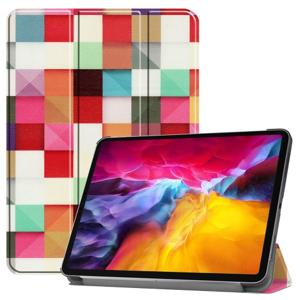 FORCELL ART Zaklápací obal Apple iPad Pro 11 2021 CUBE