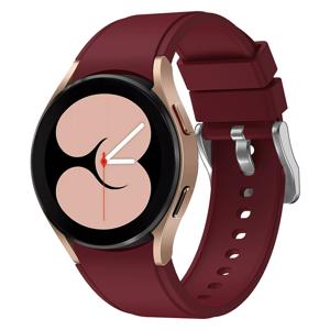 FORCELL Remienok Samsung Galaxy Watch 4 Classic 44mm tmavočervený