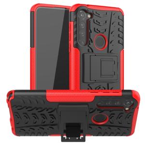 FORCELL STAND Extra odolný obal Motorola Moto G Stylus červený