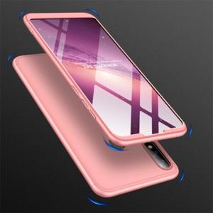 GKK 360° Ochranný obal Asus Zenfone Max Pro (M2) ZB631KL ružový