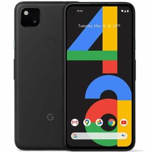 Google Pixel 4a 6GB/128 GB Just Black Čierny - Trieda A