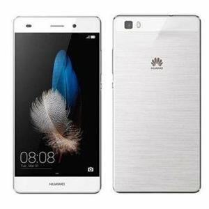 Huawei P8 Lite Single SIM Biely - Trieda D Vypálený fliačik na LCD