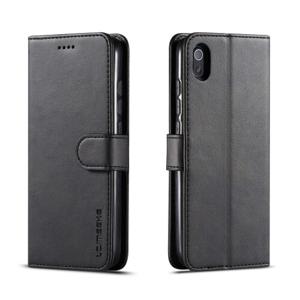 IMEEKE Peňaženkový obal Xiaomi Redmi 7A  čierny