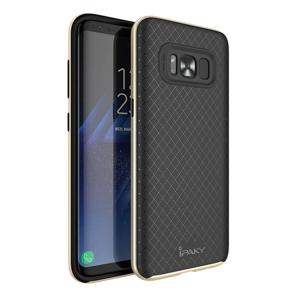 IPAKY BUMBLEBEE obal Samsung Galaxy S8 zlatý