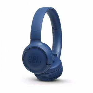 JBL T500BT Bluetooth slúchadlá Modré