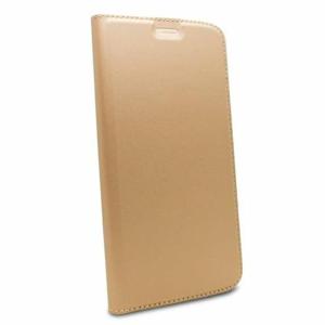 Knižkové puzdro Metacase Samsung Galaxy A71 zlaté