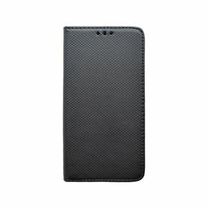 Knižkové puzdro Xiaomi Mi 9 čierne vzorované