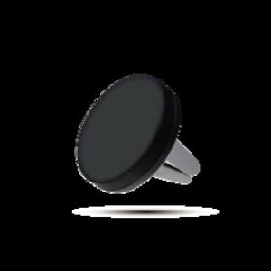 Magnetický držiak do ventilačnej mriežky Čierny
