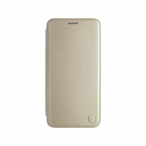 mobilNET knižkové puzdro Nokia 1.4, zlatá, Lichi