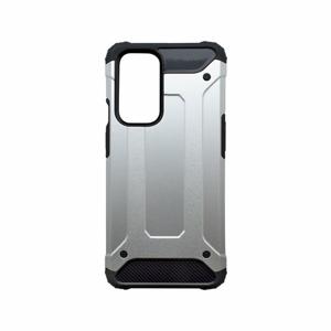 mobilNET plastové puzdro OnePlus 9 Pro, strieborné, Military