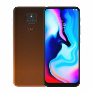 Motorola Moto E7 Plus 4GB/64GB Dual SIM, Oranžový - porušené balenie