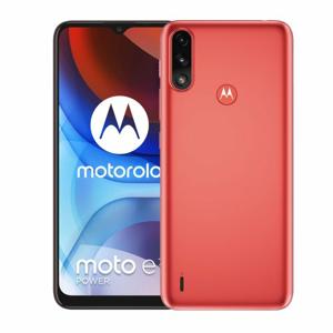 Motorola Moto E7 Power 4GB/64GB Dual SIM, Červená - SK distribúcia