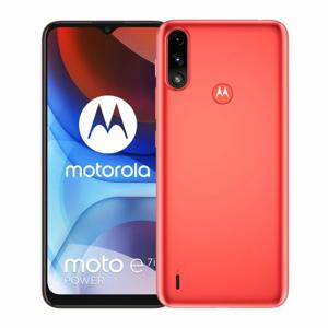Motorola Moto E7i Power 2GB/32GB Dual SIM, Červená - SK distribúcia