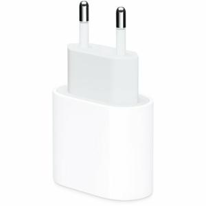 Nabíjací adaptér iPhone A1692 USB-C 18W Biely (Bulk)