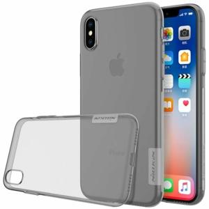 Nillkin Nature TPU Kryt Grey pro iPhone X/XS