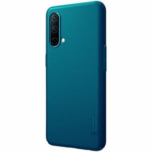 Nillkin Super Frosted Zadní Kryt pro OnePlus Nord CE 5G Peacock Blue