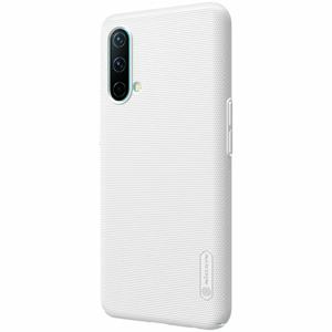 Nillkin Super Frosted Zadní Kryt pro OnePlus Nord CE 5G White