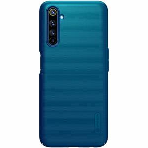Nillkin Super Frosted Zadní Kryt pro Realme 6 Pro Peacock Blue