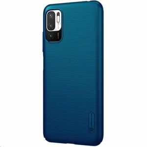 Nillkin Super Frosted Zadní Kryt pro Xiaomi Redmi Note 10 5G Peacock Blue