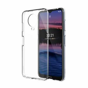 Nokia CC-G20 Clear Case Zadní Kryt pro Nokia G20 Transparent