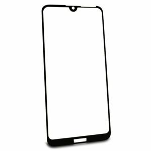 Ochranné sklo Glass 5D 9H Huawei Y7 2019 - čierne