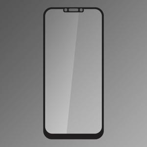 Ochranné sklo Q 9H 0.33mm Huawei Nova 3 celotvárové - čierne