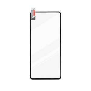 Ochranné sklo Samsung Galaxy A51 čierne, full glue