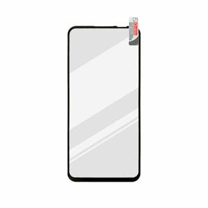 Ochranné sklo Sturdo REX Silver Huawei P40 Lite čierne, full glue
