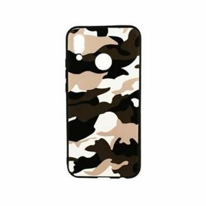 Puzdro Army TPU Slim Huawei Mate 10 Lite - zelené