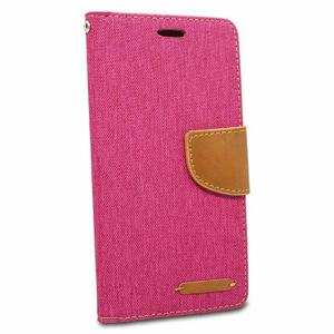 Puzdro Canvas Book Samsung Galaxy A7 A750 - ružové