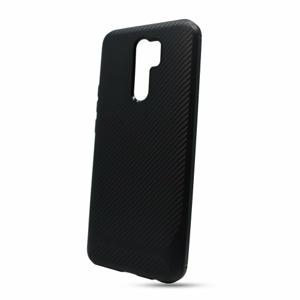 Puzdro Carbon Protect TPU Xiaomi Redmi  9 - čierne
