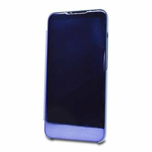 Puzdro Clear View Mirror Book Samsung Galaxy Note 10 Lite N770 - modré