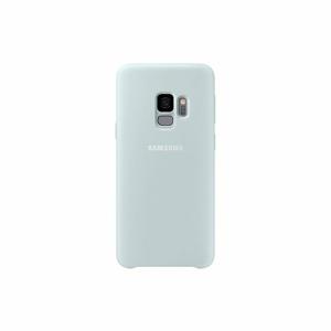 Puzdro EF-PG960TLE Silicone TPU Samsung Galaxy S9 G960 - svetlo-modré