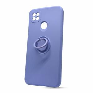 Puzdro Finger TPU Xiaomi Redmi 9C - levanduľové